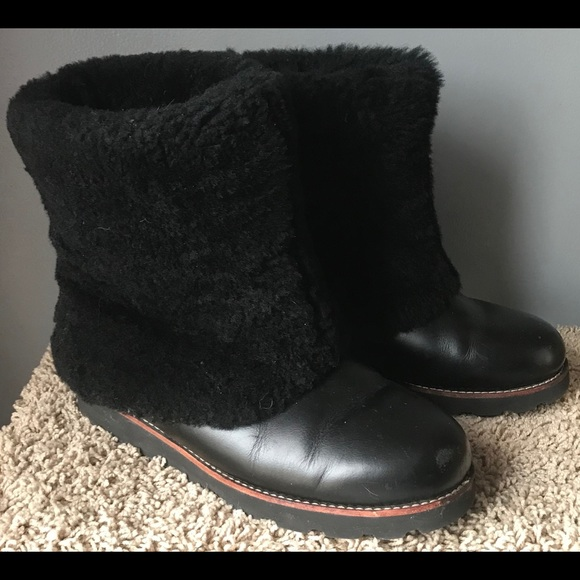 Incredible Pair of Maylin Ugg Boots Size 10 WOW!!!